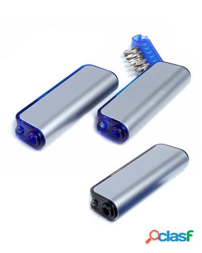kit de ferramentas com lanterna personalizado