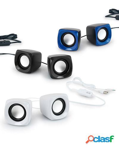mini caixa de som portátil personalizada