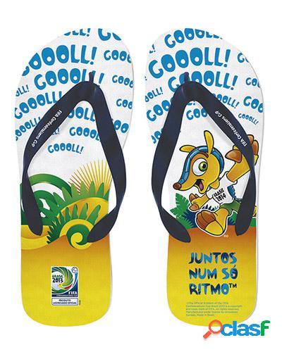 sandálias promocionais para empresas