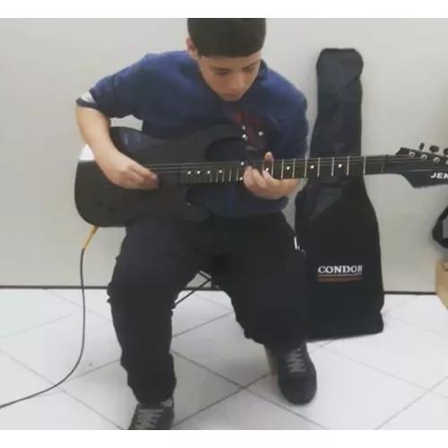 Aulas De Música, Violão, Guitarra E Contra-baixo
