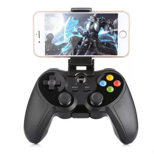 Controle Joystick Para Celular Wireless Bluetooth Ipega 9078