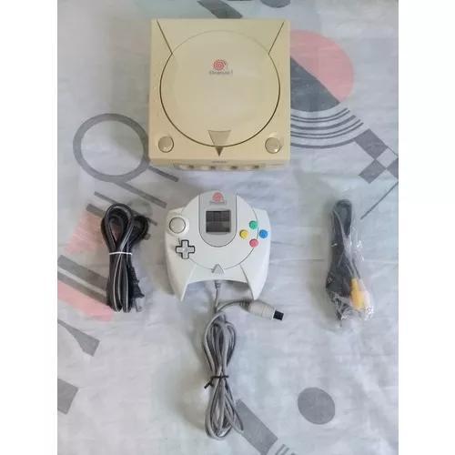 Dreamcast Completo Funcionando Perfeitamente