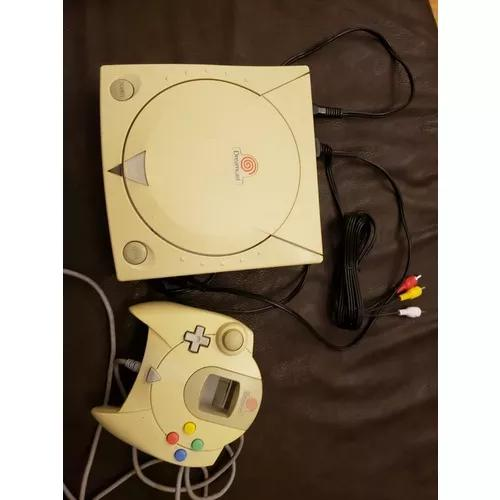 Dreamcast Sega Jap. + Controle + Sonic Adventure Original Jp