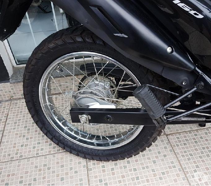 Honda Nxr 160 Bros 2018, unico dono, apenas 4.000 km