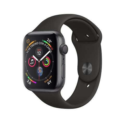Apple Watch Série 4 de 44mm novo na embalagem original