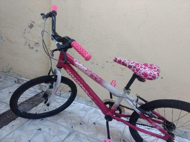 Bicicleta infantil aro 20 Houston