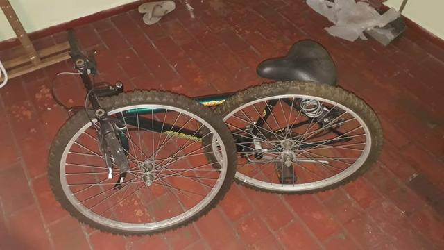 Bicicleta midway 18 marchas