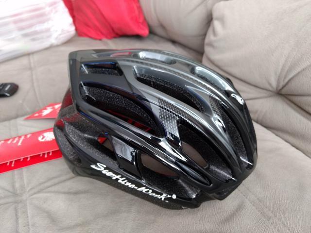Capacete de Ciclismo/Mtb Bike Tamanho M