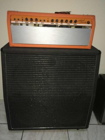 Amplificador cabeçote (Tremendão 2 Gianini N Vox fender)