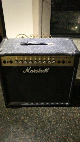 Caixa Marshall para guitarra