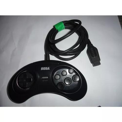 Controle Mega Drive Original Sega 6 Botões C11