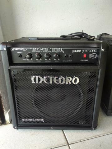 Cubo amplificador Meteoro FWB-50 p/ contra baixo