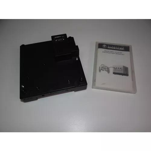 Game Boy Player Americano Original P/ Nintendo Game Cube