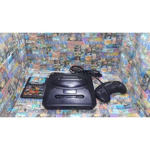 Mega Drive 3 Tectoy, 1 Controle E 2 Jogos (leia Anuncio)
