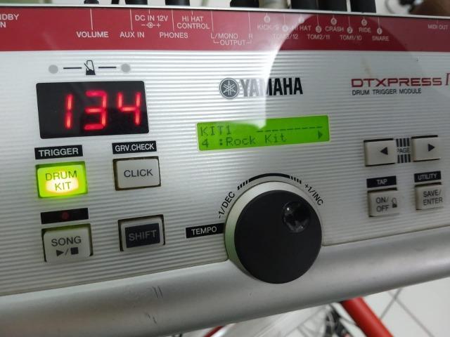 Modulo Yamaha Dtxpress Iv Testado Midi Ok Frete Gratis