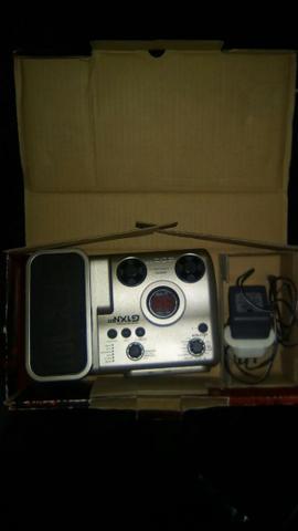 Pedaleira Zoom G1X Next com pedal de expressão