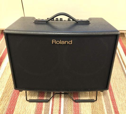 Roland AC90 Amplificador (Voz e Violão)