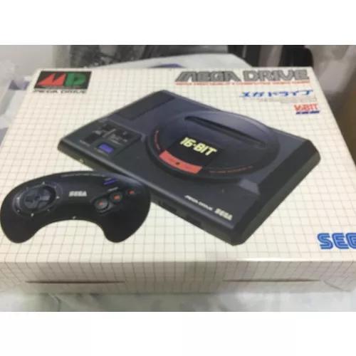 Video Game Mega Drive Japonês.