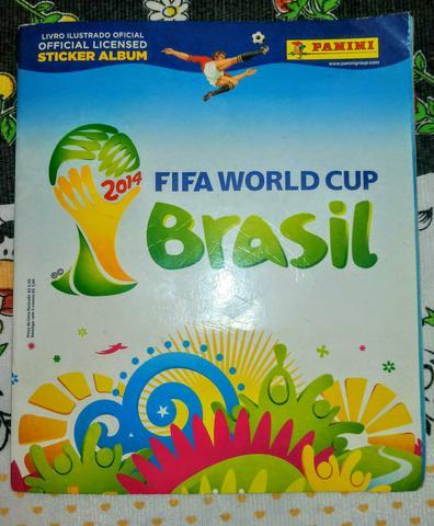 Album da copa do mundo de