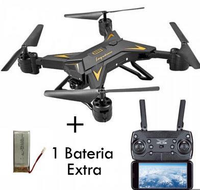 Drone com Câmera e Bateria Extra - 20 minutos de Voo