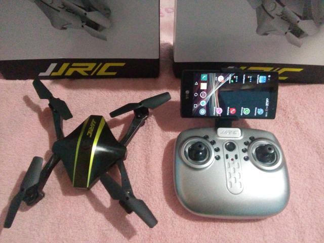 Drone h44 com camera hd