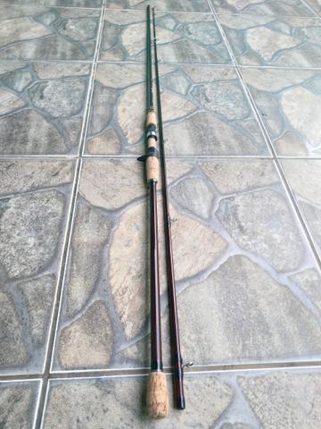 Vara para pesca