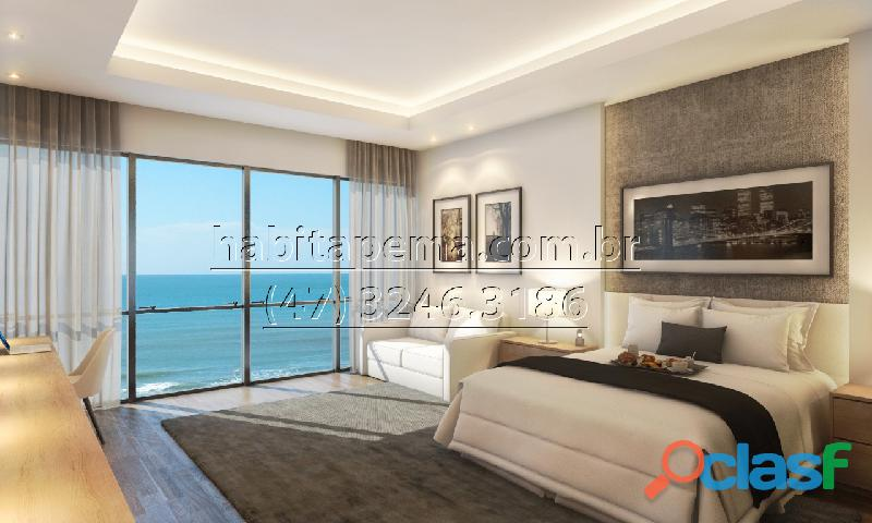 Cotas hotel frente mar Itapema a partir de 62.500,00 em 30