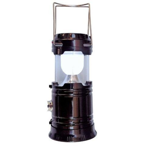 Lampião e Lanterna Led