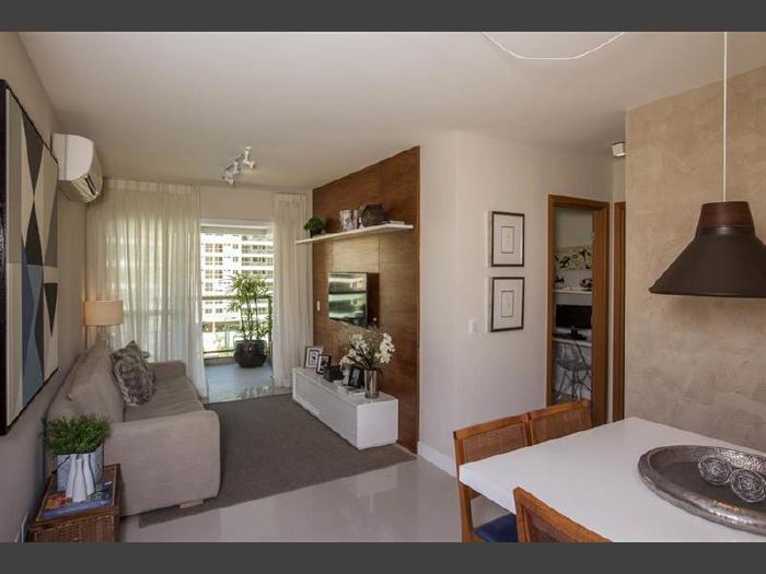Recreio dos Bandeirantes, 3 quartos, 1 vaga, 118 m² Rua