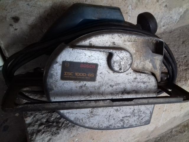 Serra Circular 220 V Bosch