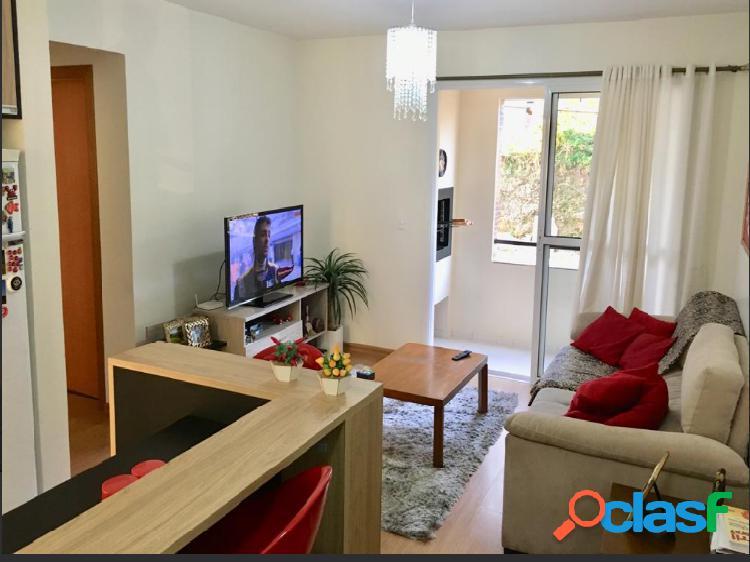 Apartamento Semi mobiliado Próximo ucs - Apartamento a