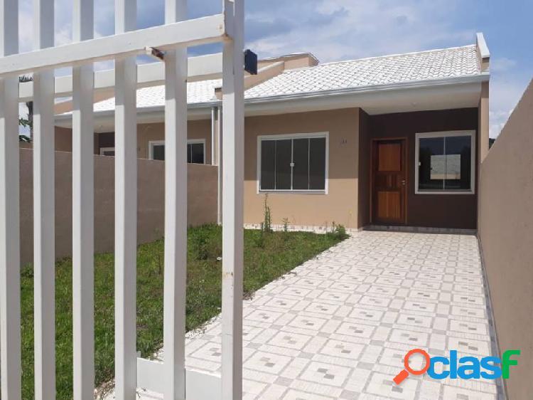 Casa 2 quartos bairro Gralha Azul - Casa a Venda no bairro