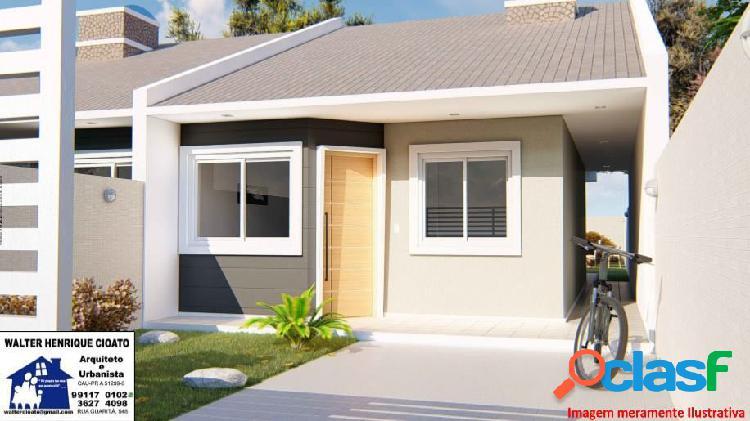 Casa 3 quartos no Gralha Azul - Casa a Venda no bairro