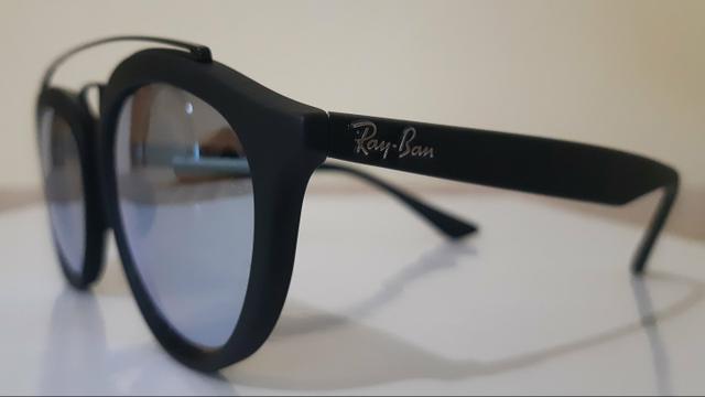[Imperdível] Óculos de Sol Ray-Ban New Gatsby Preto Lente