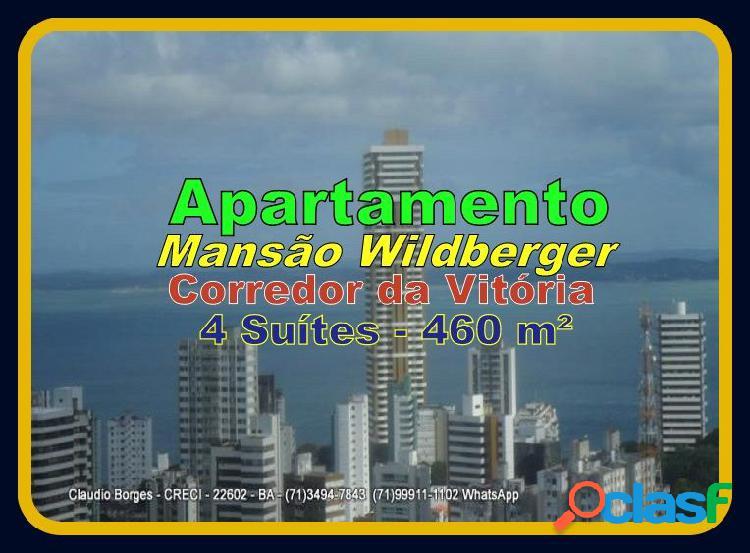 Mansão Wildberger - Apartamento Alto Padrão a Venda no