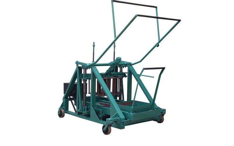 Máquinas para fabricação de blocos Poedeiras