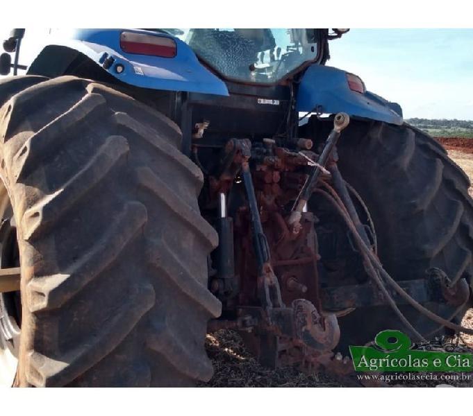 Trator New Holland T7 245 4x4 (Transmissão Full