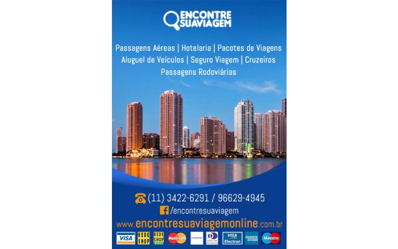 Compre passagens aéreas nacionais e internacionais com o