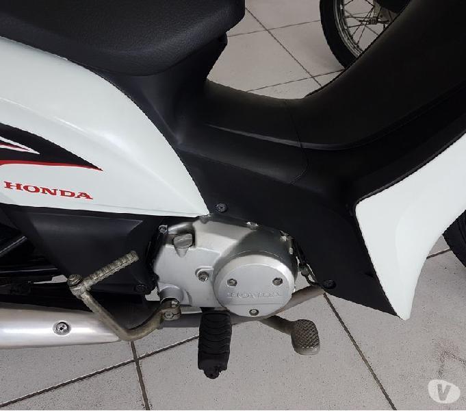 Honda Biz 125 Ex 2015, 9.000km, aceito troca, cartão e
