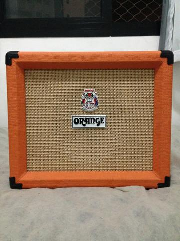 Amplificador Orange Crush 20