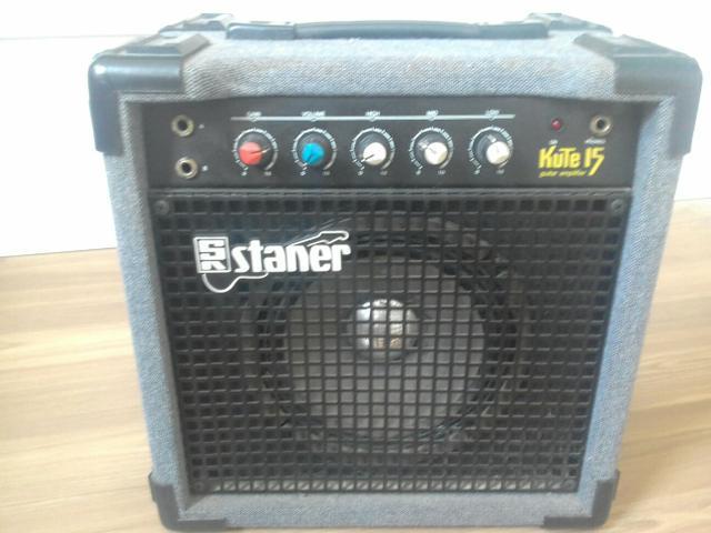 Amplificador Staner Kute zerado!!