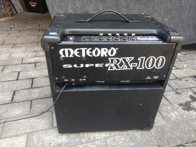 Cubo para baixo Meteoro RX 100 Super Bass