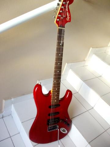 Fender by Squier vendo ou troco