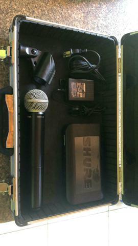 Microfone Shure SM58 BLX4 Original
