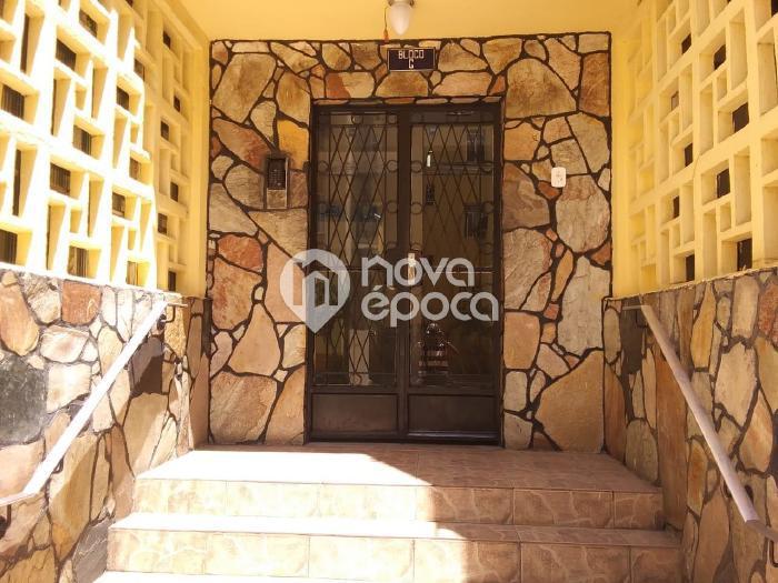 Quintino Bocaiuva, 2 quartos, 1 vaga, 46 m² Avenida Dom