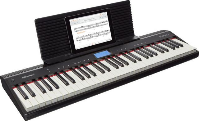 Teclado Roland Go Piano - Novo Na Caixa - Nota Fiscal