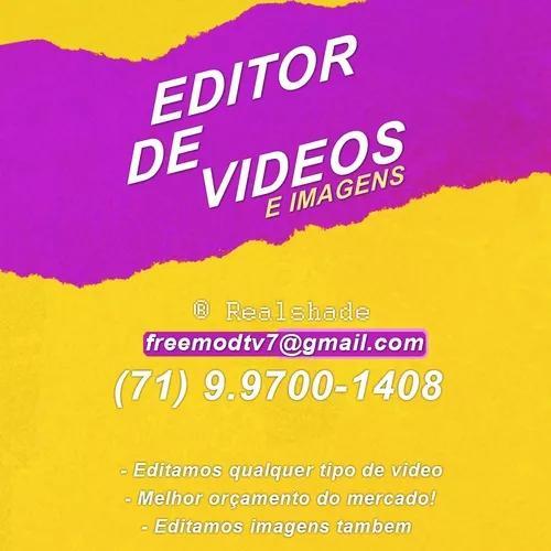Editor De Videos E Imagens