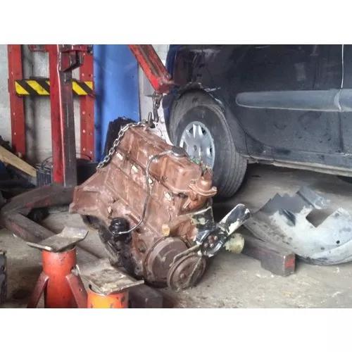 Motor E Cambio De Opala 4cc
