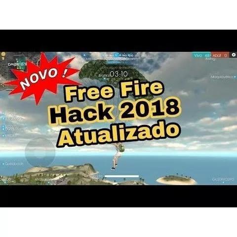 Novo Hacker Para Free Fire Atualizado 2018