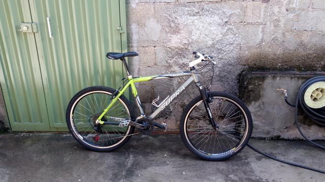 Bicicleta Caloi Supra Aluminio